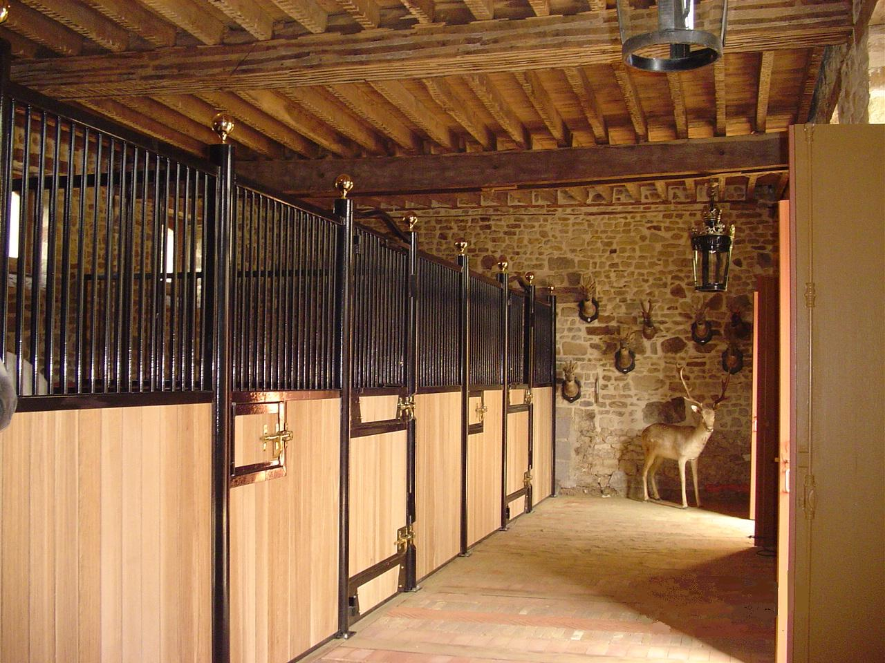 Equina Traditional Stable Fronts